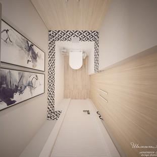 Интерьер туалета