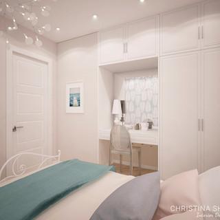 Интрьер спальни