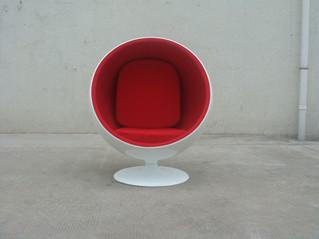 Пластиковая мебель Ээро Аарнио
