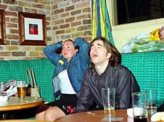 1998 Argentina v England