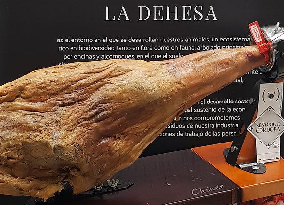 Jamón de bellota ibérico 50% raza ibérico