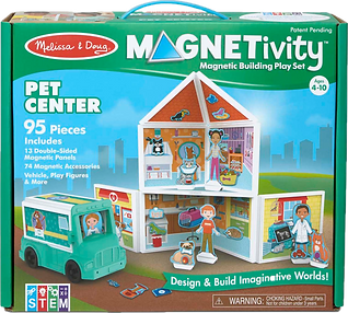 Magnetivity Pet Center STEM