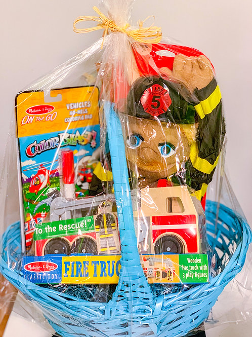 Fire Fighter Basket