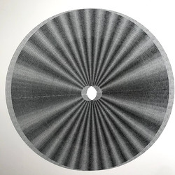 Moire Circles