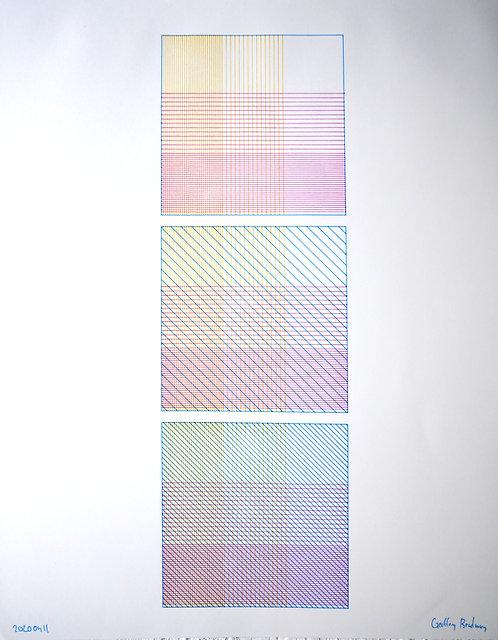 Squares Progression - Original