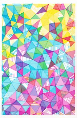 Triangle Cascade - 2