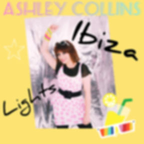Ashley Collins Ibiza Lights Cover Art.jp