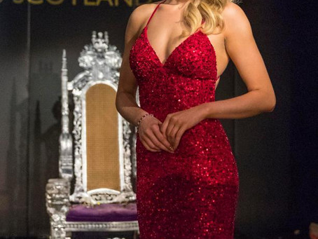 Miss Scotland 2017, Clash of the Titan's & my tips on getting ready for a big night out.