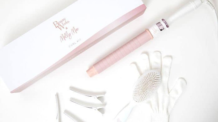 Beauty Works X Molly Mae Curling Kit