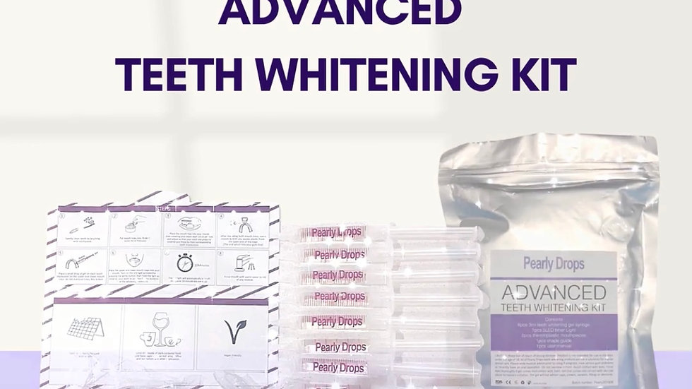 Pearly Drops™ Advanced Teeth Whitening Kit