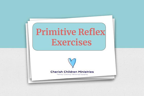 Primitive Reflex Cards