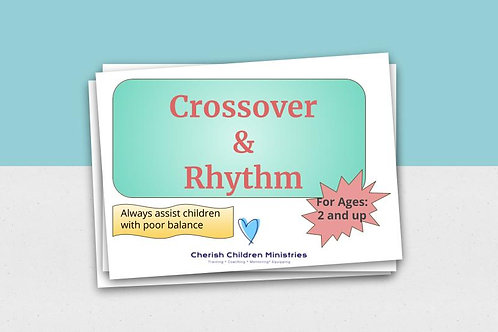 Crossover & Rhythm Cards Pack