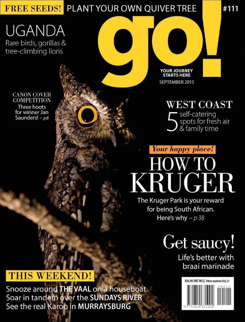 Go! Mag September