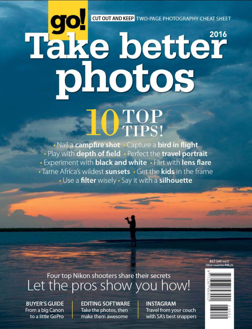 Go! Mag Take better photos