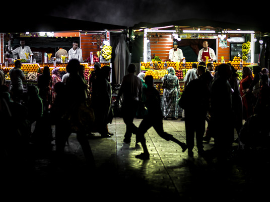 Photo Story - Morocco: Colours and light