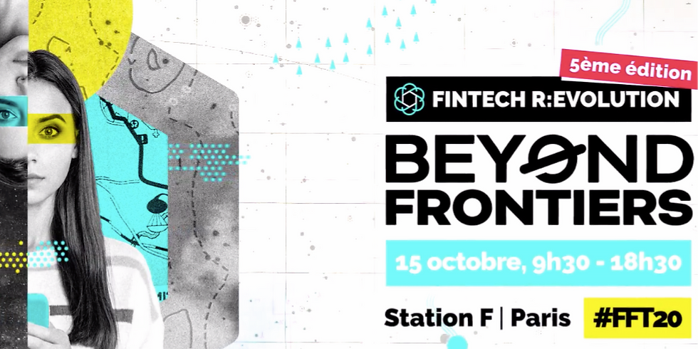Fintech R:Evolution 2020 - Beyønd Frontiers