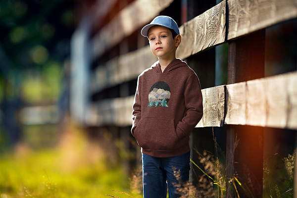 hoodie-mockup-of-a-boy-standing-by-a-fen