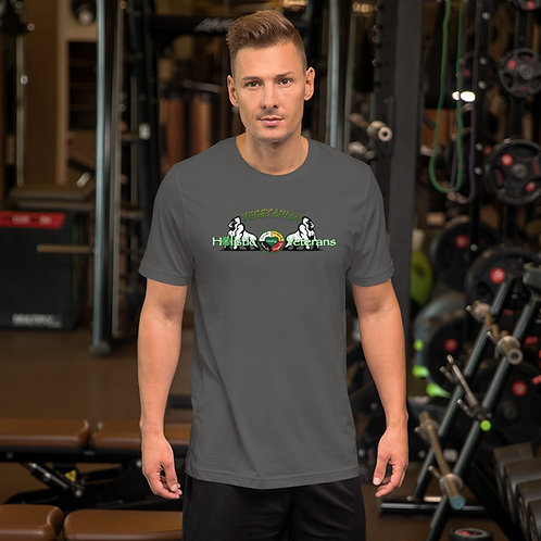 Unisex T-Shirt - HV - Gorilla Veggie
