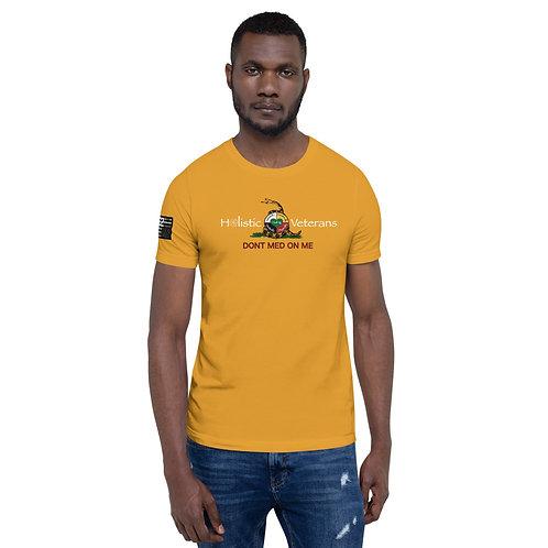 """Unisex T-Shirt - HV -  """"Dont Med On Me"""""""