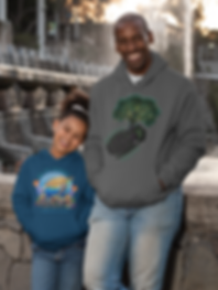 mockup-of-a-dad-and-his-daughter-wearing