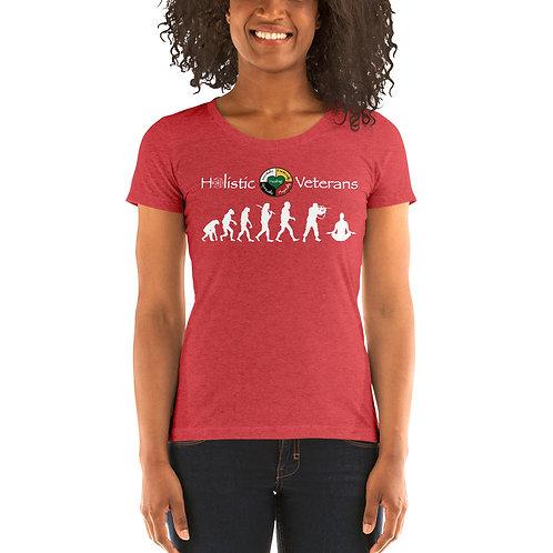 Ladies' t-shirt - HV Logo