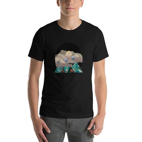 Unisex T-Shirt - Mountain Moons