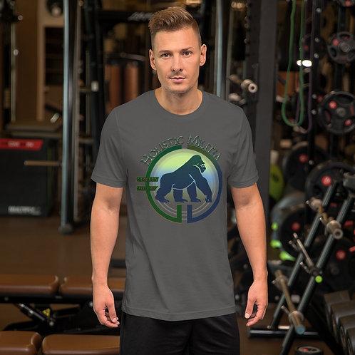 Unisex T-Shirt - Holistic Militia - Gorilla Wellfare