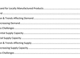 MakerNet: A Look at Demand & Supply
