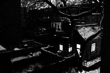 Back Garden at Night/135