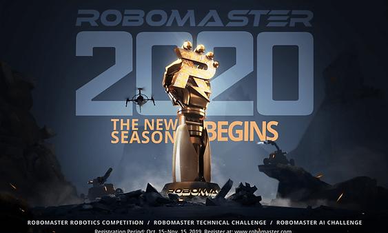 Raimondian Robomaster2020