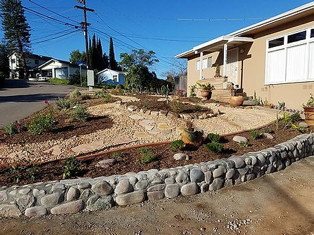 Landscape Renovations