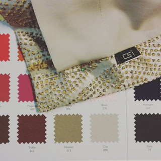 Beautiful Fabrics _misia_paris and color