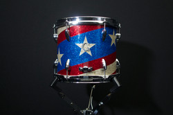 Uncle Sam Top Hat- Front