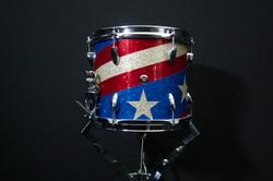 Uncle Sam Top Hat- Back