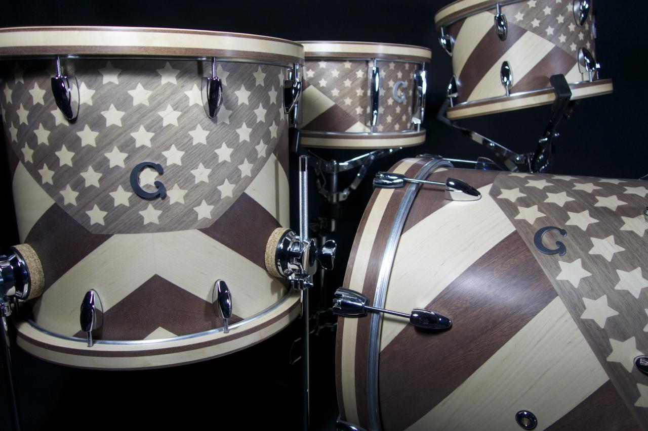 Stars'N' Stripes Kit-9