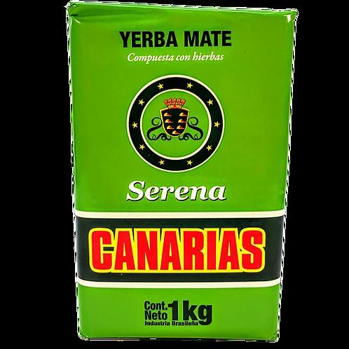 Yerba Mate Canarias Serena