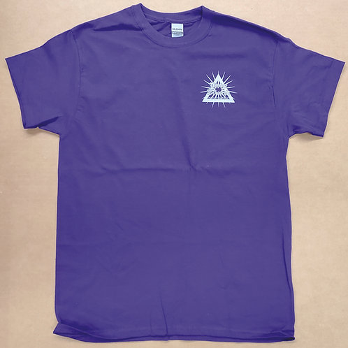 Divine Triangle Pizza Company Employee Shirt
