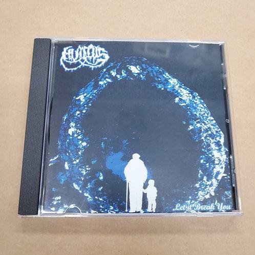 Hummis - Let it Break You CD