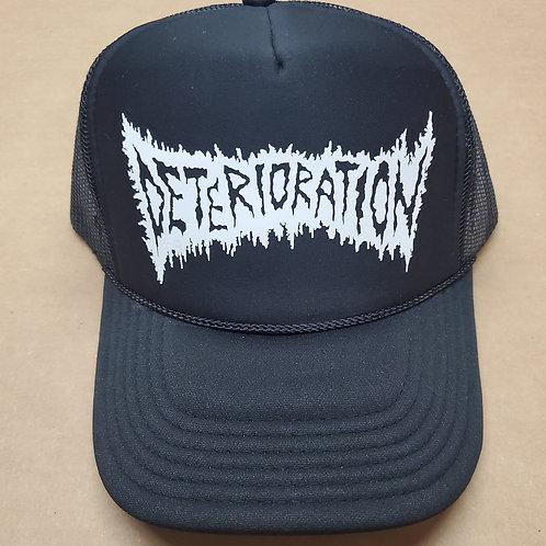 Black Hat w/ White Logo