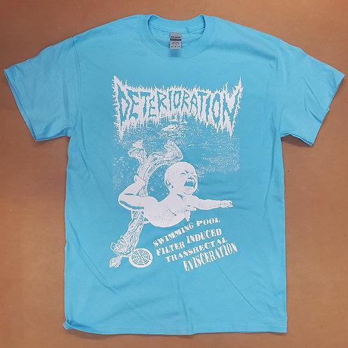 Deterioration - Swimming Pool Filter Induced Transrectal Evisceration T-shirt