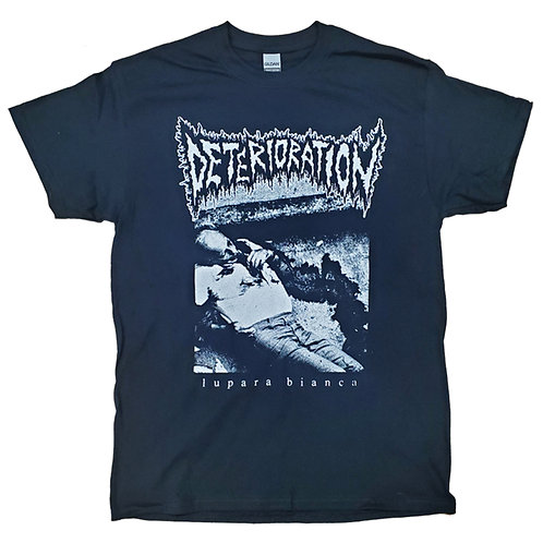 Deterioration - Lupara Bianca Black Shirt