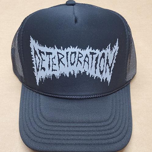 Black Hat w/ Grey Logo