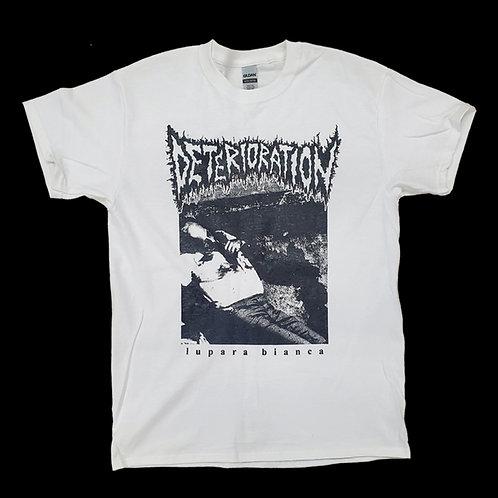 Deterioration - Lupara Bianca White Shirt