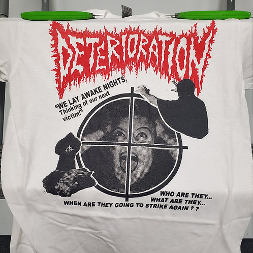 Deterioration - Who Are They? T-shirt