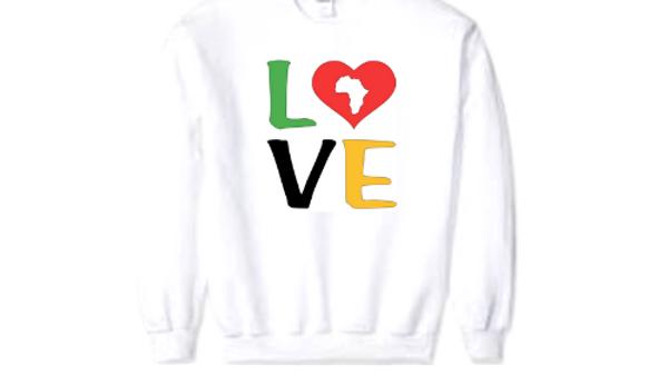 Black Love Crewneck