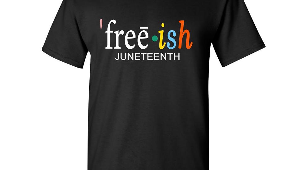 Free-ish T-shirt Alternate Colors
