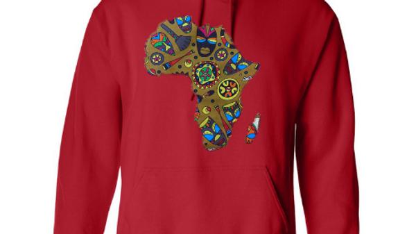Africa Hoodie - Mask