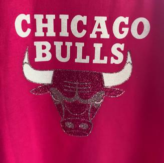 Custom Bulls Shirt