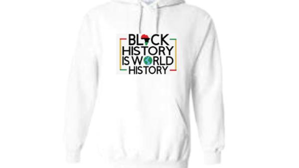 Black History is World History Hoodie