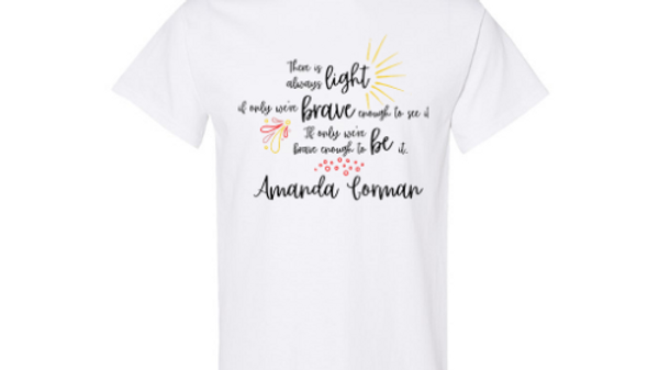 There is Always Light Tee